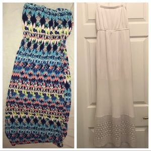 Maxi Dresses - Set of 2 (Size: S)